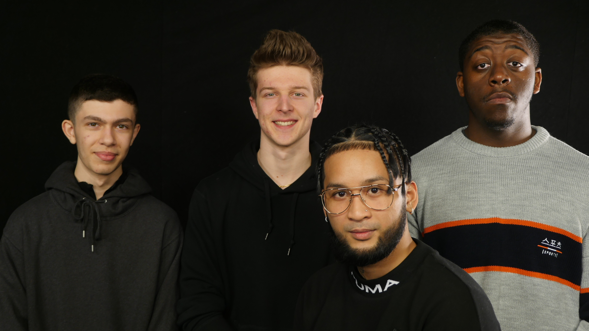 The Mill VFX apprentices