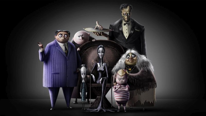 Cinesite - The Addams Family