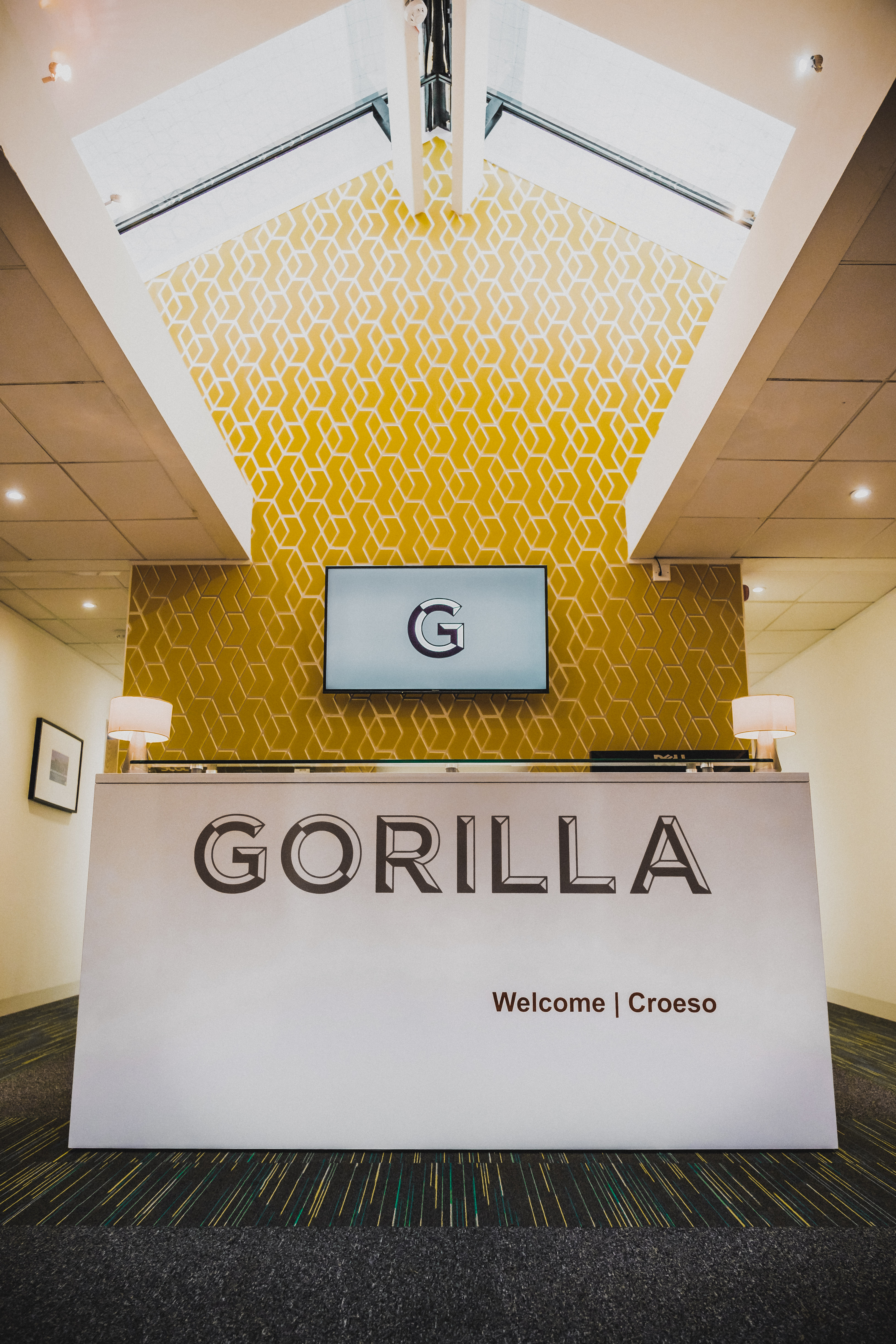 Gorilla cardiff expansion 2