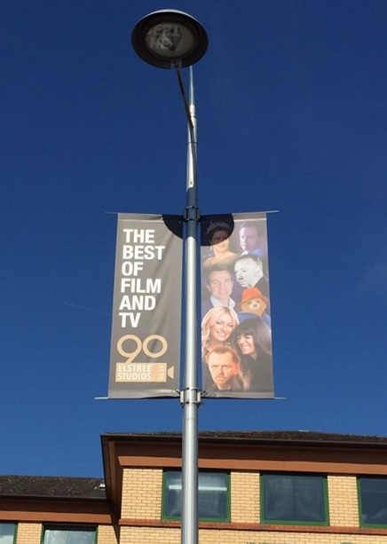 Elstree-station-banners