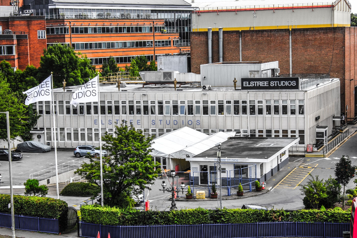 Elstree Studios building exterior photo