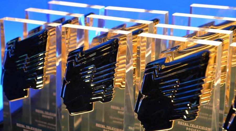 RTS awards image, courtesy of Royal Television Society